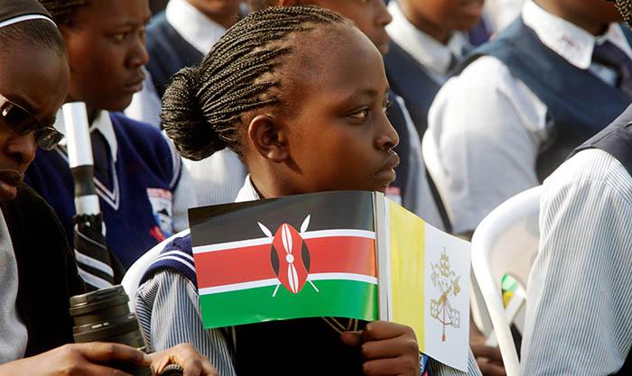 Papa na África: a mensagem de Francisco aos jovens....