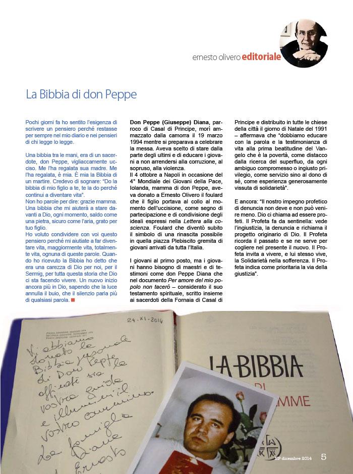 Editoriale Dicembre 2014