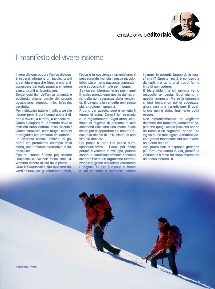 Editoriale Febbraio 2015