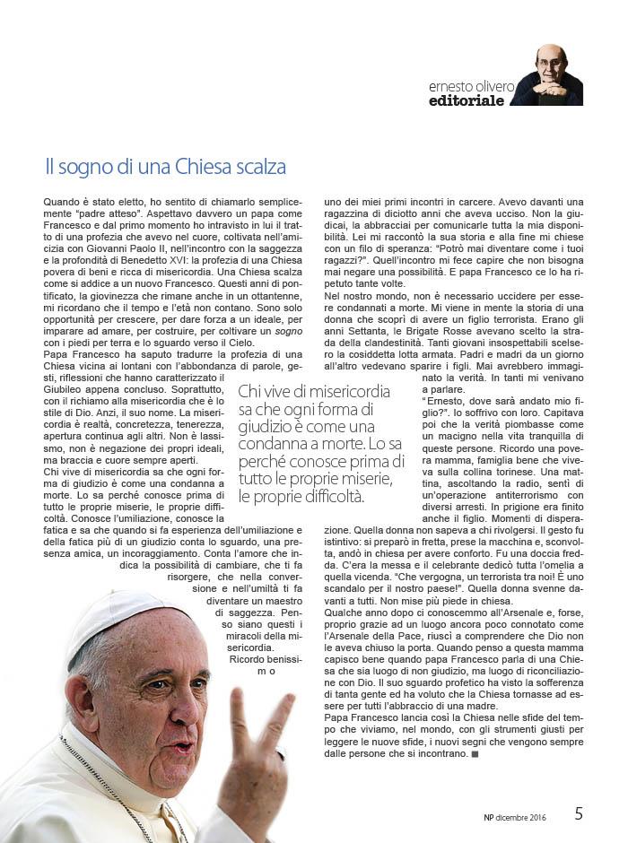 Editoriale Dicembre 2016